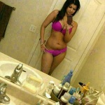 Desi Girl Stripping Her Saree In Bathroom Naked Selfie Pics
